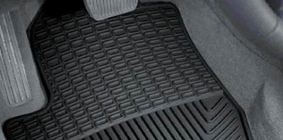 Gumiból készült csomagtartó szőnyegek