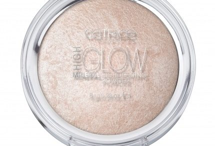Catrice Cosmetics High Glow Mineral Highlighting égetett highlighter - 10 Light Infusion