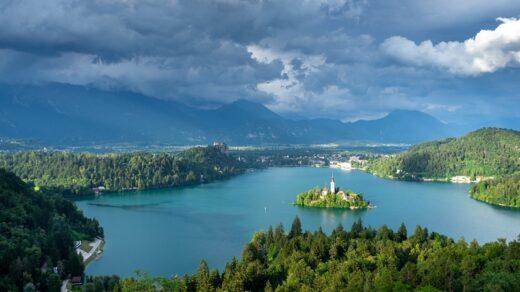Bledi-tó, Bled